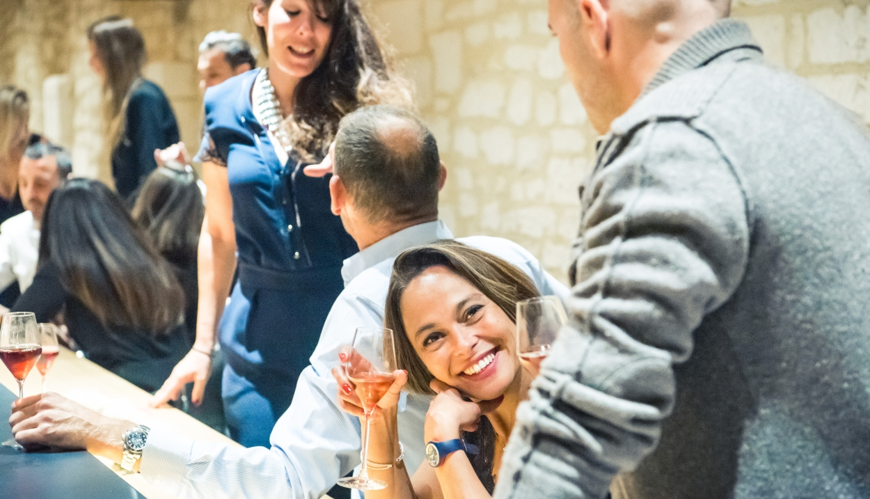 Masterclass au #ChampagneDay 2018 © OenoSpheres