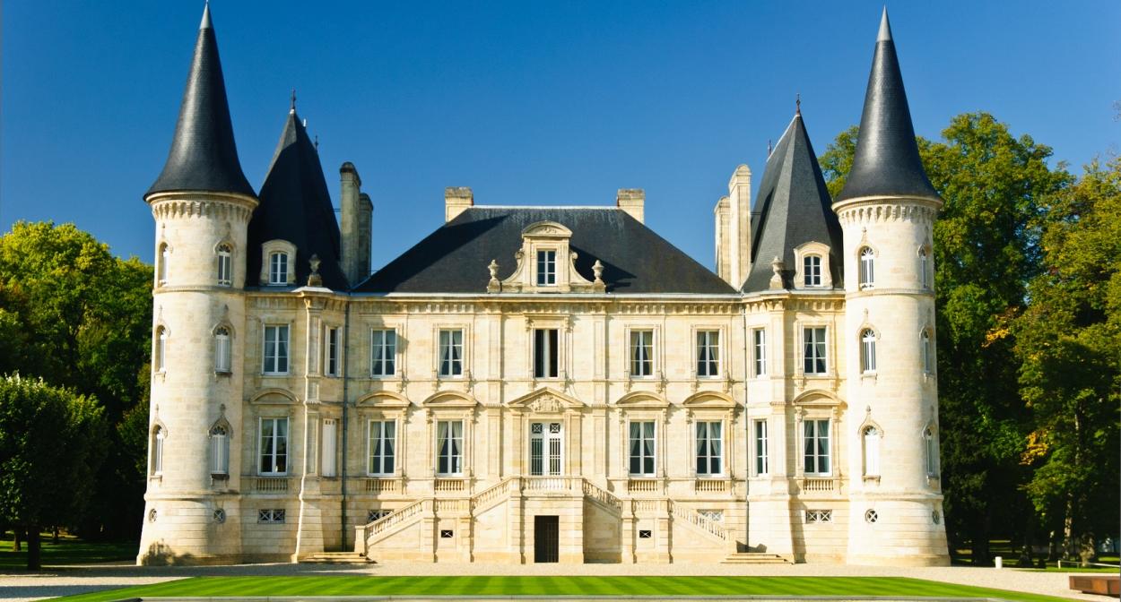 Le Château Pichon © Ophorus