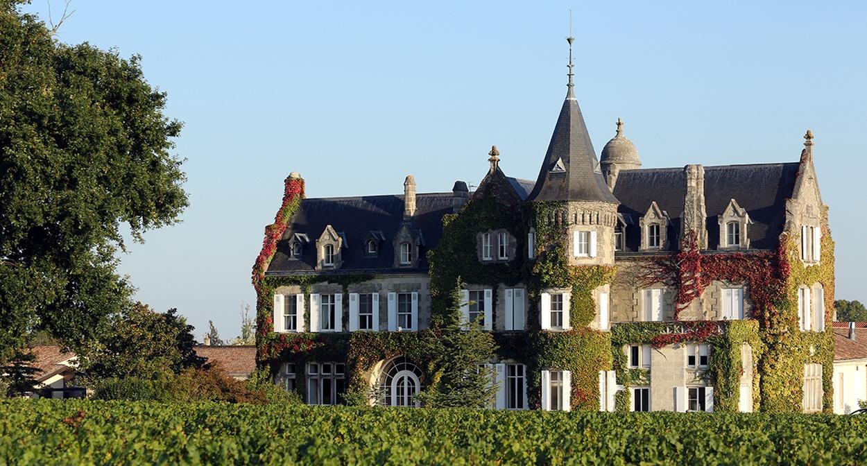 Médoc 1855 © Chateau Lascombes