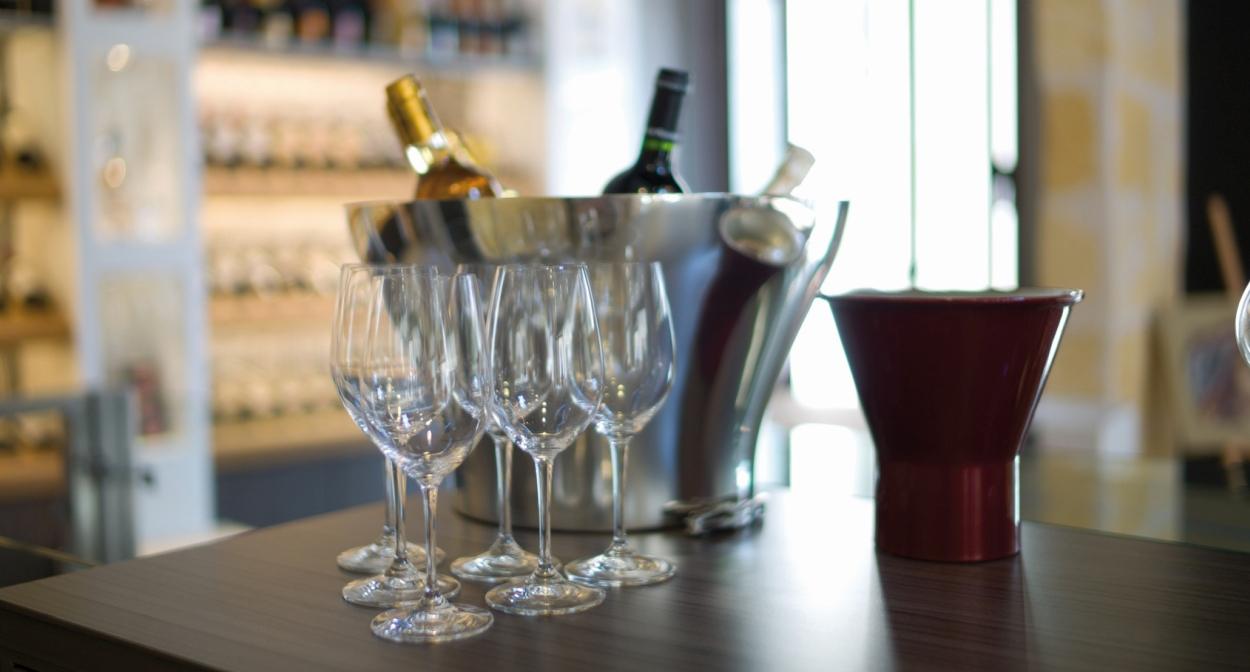 Wine-tasting workshop © Ophorus
