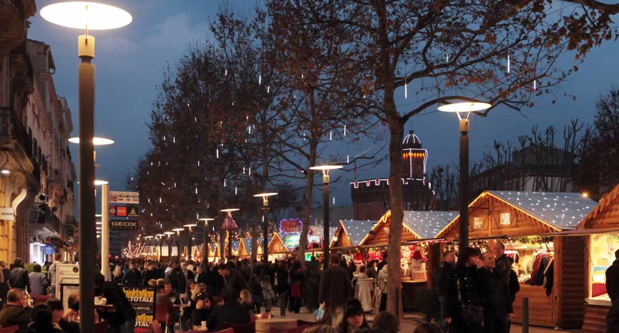 Noël à Perpignan © Service photo - Ville de Perpignan