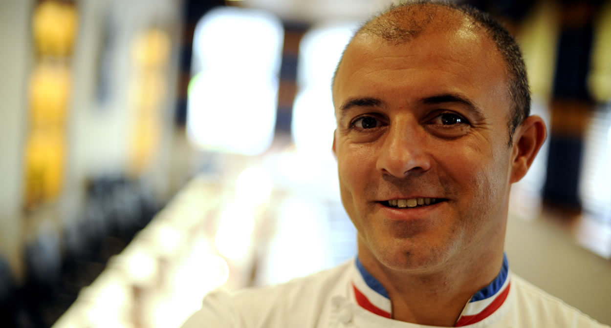 Olivier Nasti: a two star chef with five star passion, Alsace vineyard ©Nasti&Co