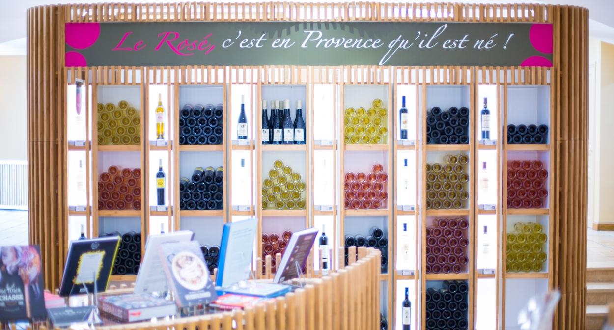 Cours d'œnologie © Maison des vins Côtes de Provence