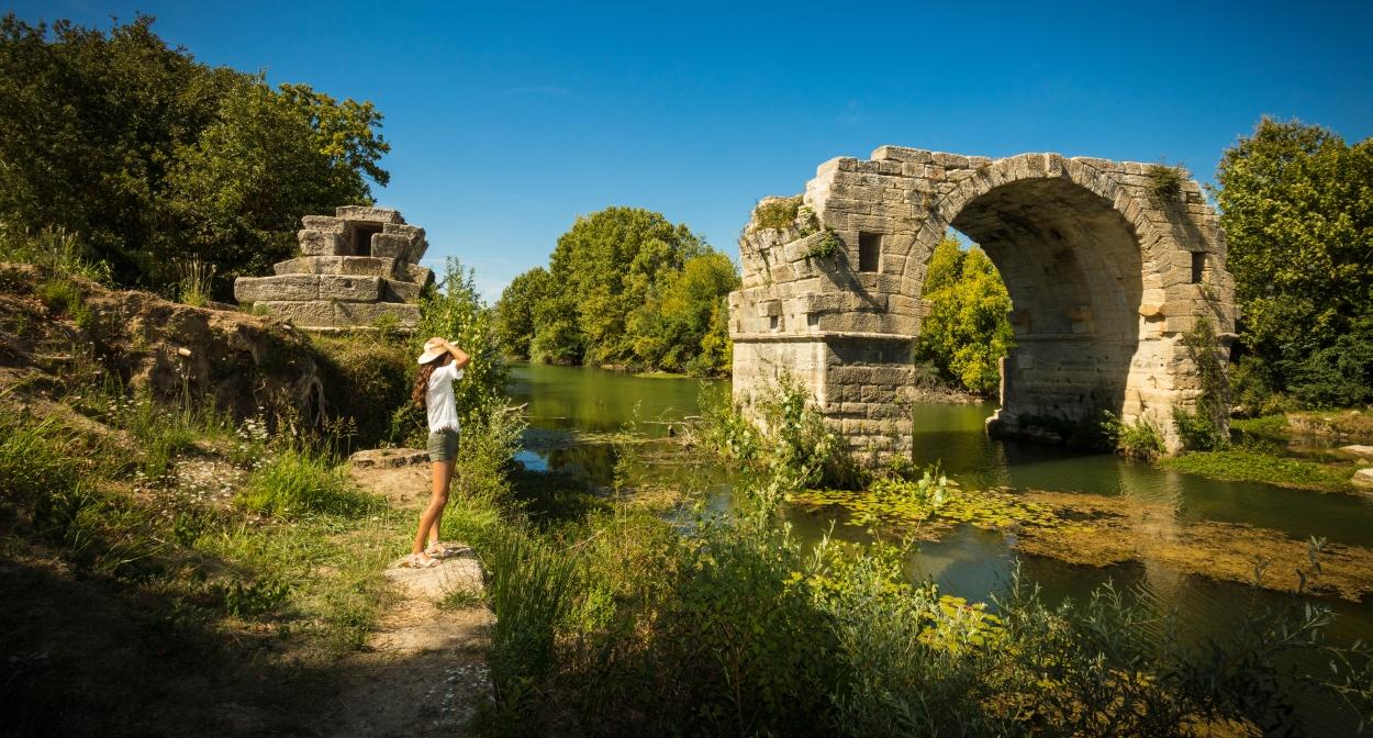 Ambrussum bridge ©herve_leclair_aspheries