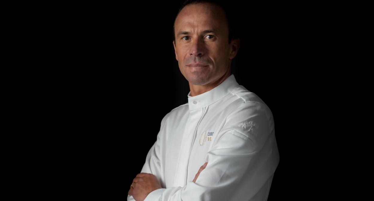 Chef Christophe Hay©Louise Jean-Baptiste