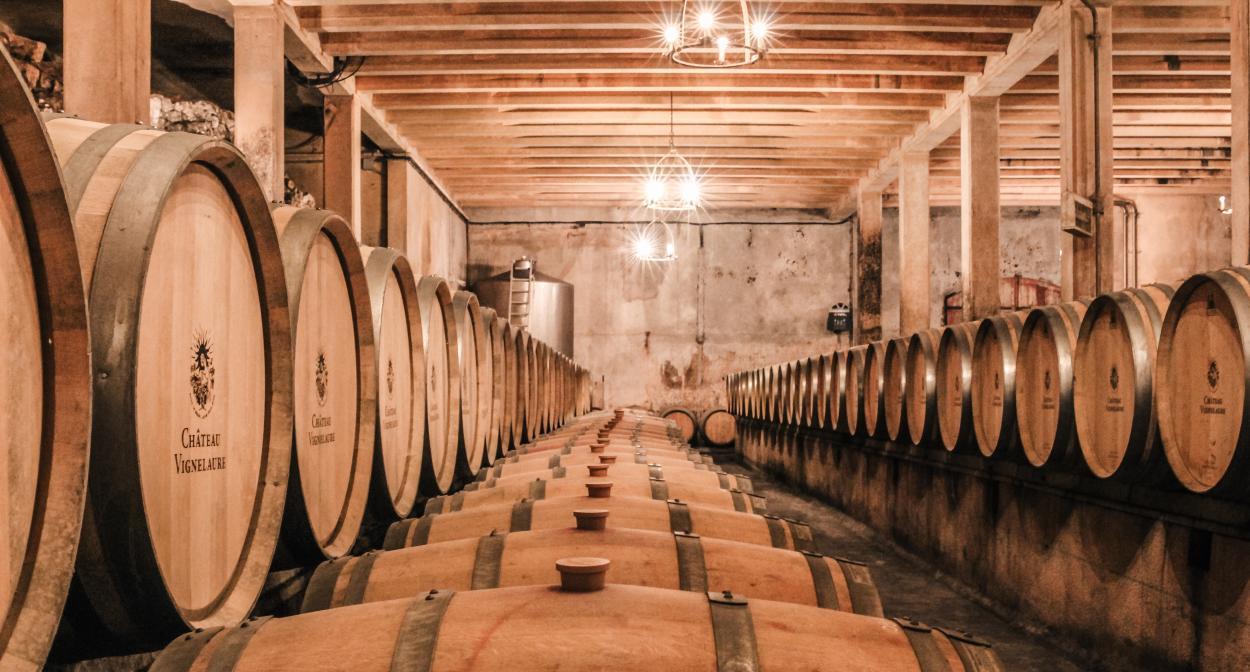 Château Vignelaure, Provence vineyard ©Grapechic