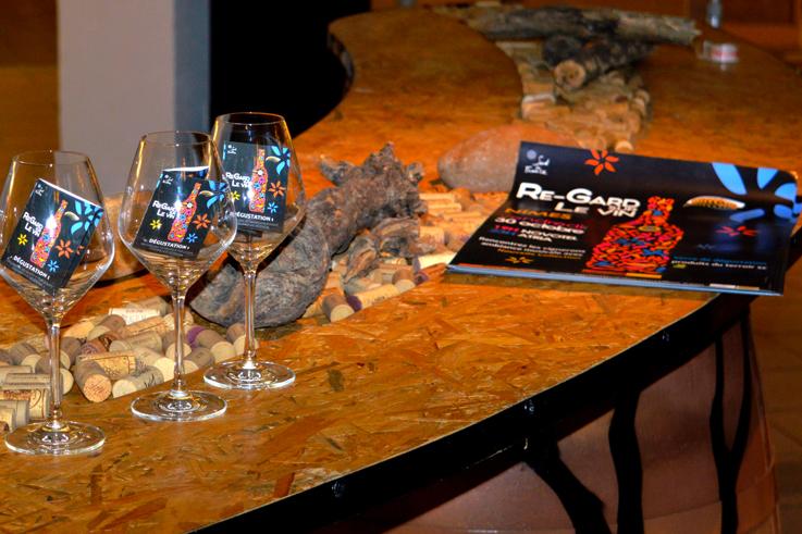 Rosé making waves tasting pays d'oc wines tourism ©CIVL