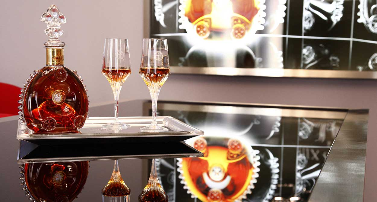 Introduction To The Remy Martin Louis Xiii Cognac Cellar Visit And Tasting