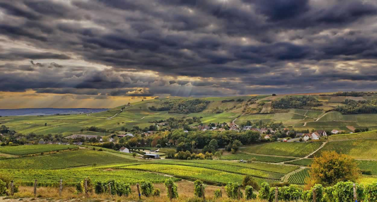 Sancerre © Christophe Mouton