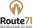 Logo Route 71 BOURGOGNE DU SUD