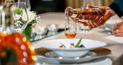 Enjoying cognac-food pairings © Stéphane Charbeau Rémy Martin