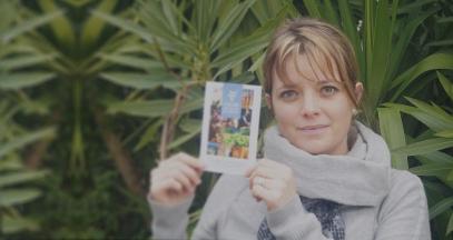 Anne-Cécile Audra, animatrice du réseau œnotouristique