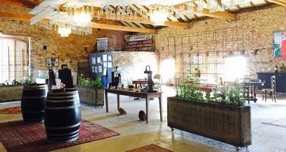 Château de Chambert dégustation de vins bio et malbec au bistro dans le vignoble de Cahors @DR