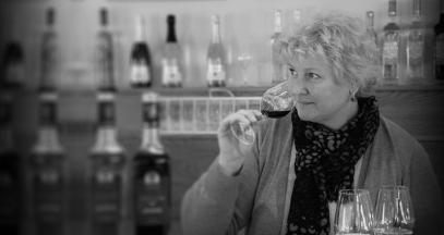 Brigitte Guiet chef de cave chateau de berne cotes de provence ©DR