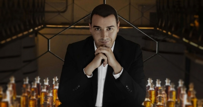 Portrait Baptiste Loiseau cellar masrter maison remy martin cognac ©All rights reserved