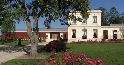 Château Luchey Halde © Savinien Groshens