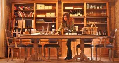 Burgundy_Wine_School ©Cristina Otel
