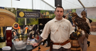 festival champagne wine tourism chateau thierry @BCMDT