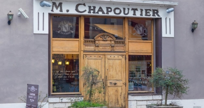 Chapoutier © Thomas O'Brien