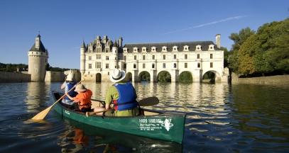 Château de Chenonceau, Loire Valley vineyard © JF Souchard – CRT Centre Val de Loire