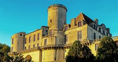 Château de Duras vin de Bergerac coffret cadeau oenotourisme ©DR