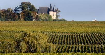 Château Pichon-Longueville, Bordeaux ©Deepix/CIVB