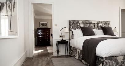 Suite, Guest house, Maison Leclerc Briant, Champagne vineyard ©Leclerc Briant