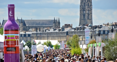 Bordeaux wine festival leading wine tourism event in Europe ©All rights reserved