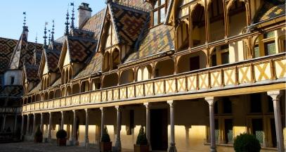 Hospices de Beaune vignoble Bourgogne ©BIVB Ibanez
