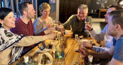 Alsace wines tastings ©Domaine Zeyssolff