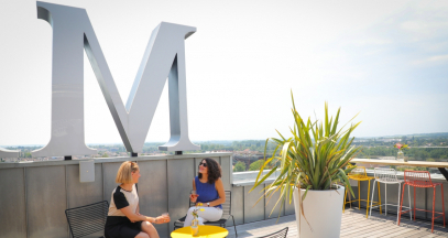 Indigo rooftop bar By Martell in Cognac @Aline Aubert