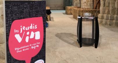 Jeudis vin theatre©Office de Tourisme de Dijon