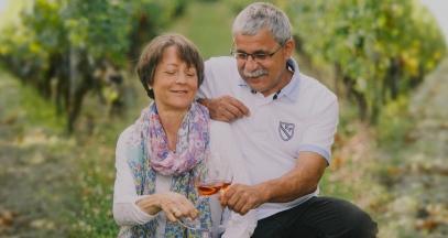 Jean Max Manceau chinon Loire Valley wines ©Domaine de Noiré