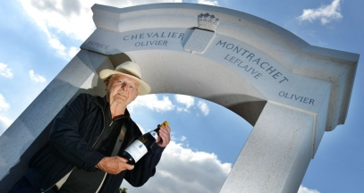 Olivier Leflaive, a true pioneer of wine tourism in Burgundy