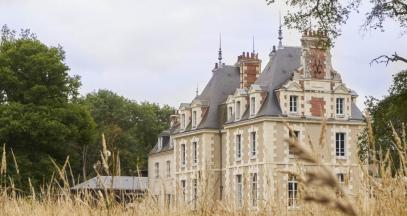 Les Sources de Cheverny et le Château du Breuil © MPMorel-2020