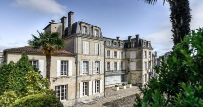 La Maison Rémy Martin_Main Courtyard Cognac © Maison Rémy Martin