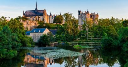 Montreuil-Bellay © S. Gaudard