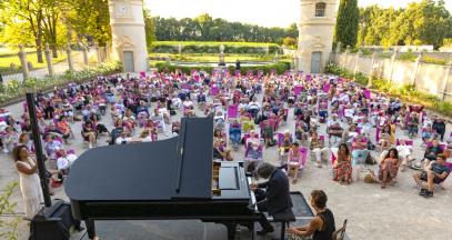 Château Fonscolombe © Musicales dans les Vignes