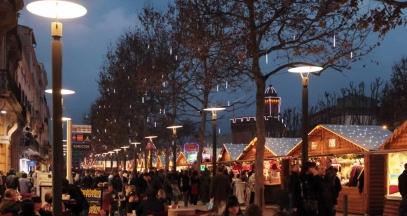 Christmas in Perpignan © Service photo - Ville de Perpignan