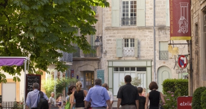 Pézenas fine food and wines of pays d'oc ©Inter Oc