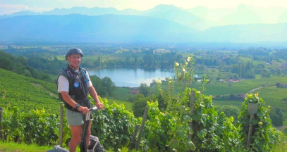 Walks and wine in the savoie vineyard ©All rights reserved