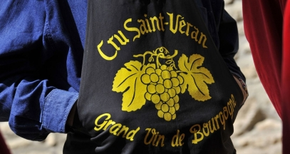 Saint Vincent Tournante, Saint Véran, Burgundy © Jerome Chabanne