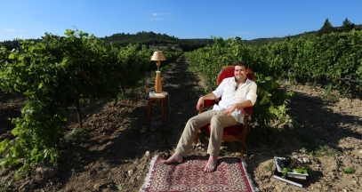 Make yourself comfy among the vines! © Vignerons Indépendants de France