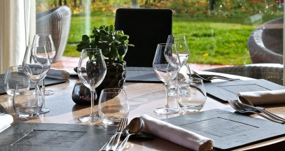 Table Domaine Bergerie, Anjou ©Bergerie