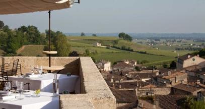 Hostellerie de Plaisance relais et châteaux saint emilion séjour gastronomie et oenologie ©Jérôme Mondière