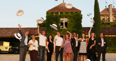 Humanity-Businesses university at château smith haut lafitte bordeaux ©Ceca