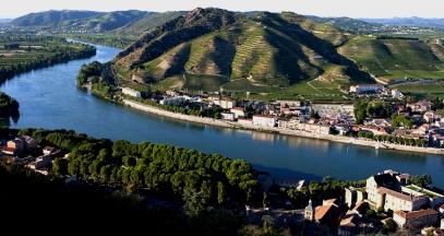 Vignoble Vallée du Rhône ©Christophe Grilhe