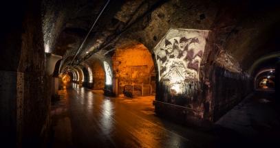 Visite des caves champagne Mercier ©Mercier