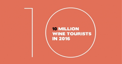 Wine tourism stats in France © Atout France