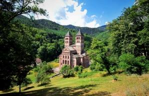 Abbaye of Murbach Alsace ©Vincent Schneider